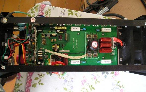 цифровой амперметр на сварочном инверторе - Металлический форум