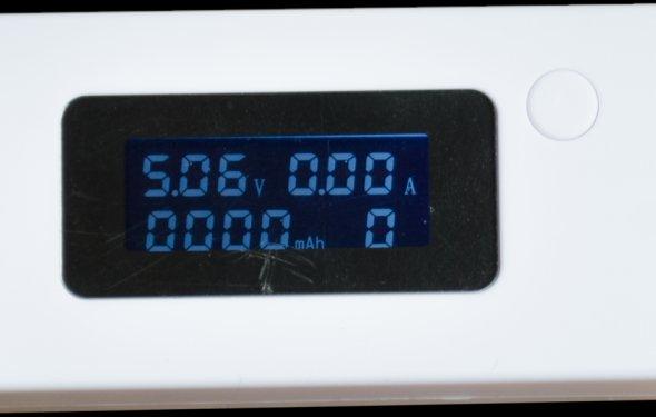 Цифровой вольтметр амперметр - SunLog