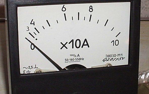 Э8030-М1 амперметр переменного тока: продажа, цена в Минске