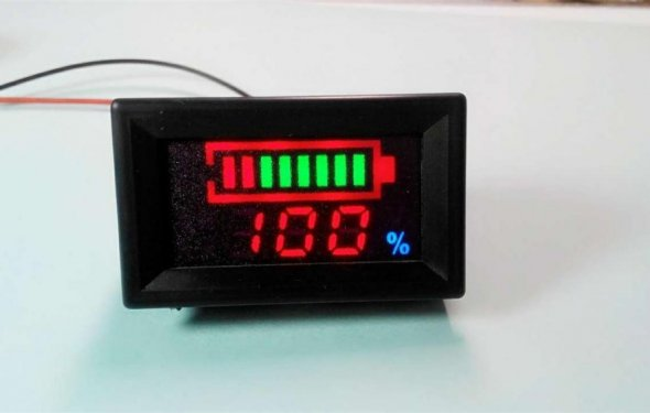 Электронный Тестер Аккумулятора - Покупайте недорого Электронный
