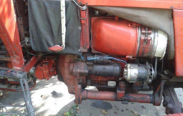 Электрооборудование трактора Т-25. Проводка своими руками