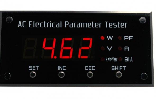 EPM1100 ваттметр/цифровая панель амперметр/измерители мощности