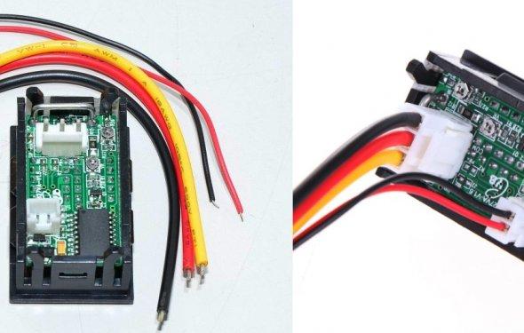 Как подключить вольтамперметр к зарядному устройству - подборка