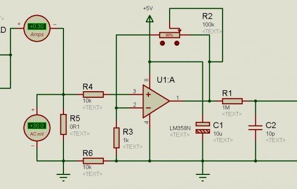 Самодельный датчик тока | Аппаратная платформа Arduino