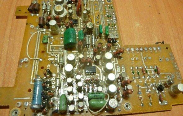 Щитовой цифровой вольтметр и амперметр Ф214, схема, описание