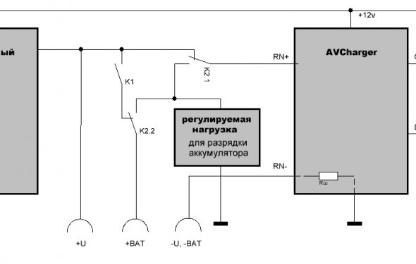 Вольтметр – Амперметр – Зарядное устройство « ALIOT – Лабораторія