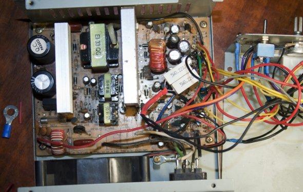 ♥ Зарядное устройство из компьютерного блока питания — Сообщество