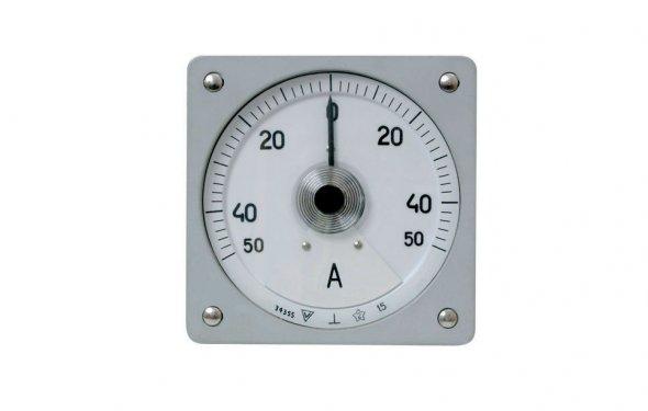 Завод Вибратор. Амперметры и вольтметры переменного тока Ц1620